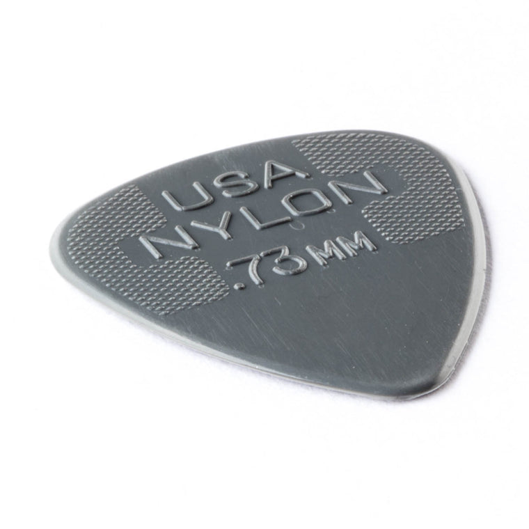 Dunlop Nylon Standard Guitar Pick .73mm