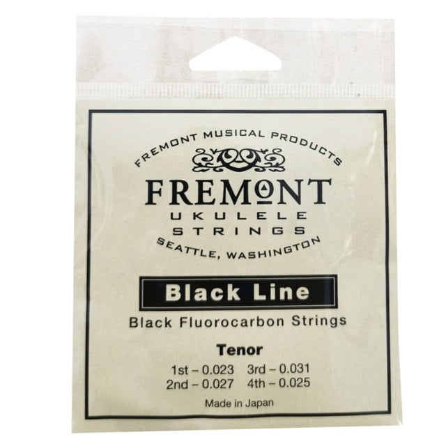 Fremont Blackline Tenor Set