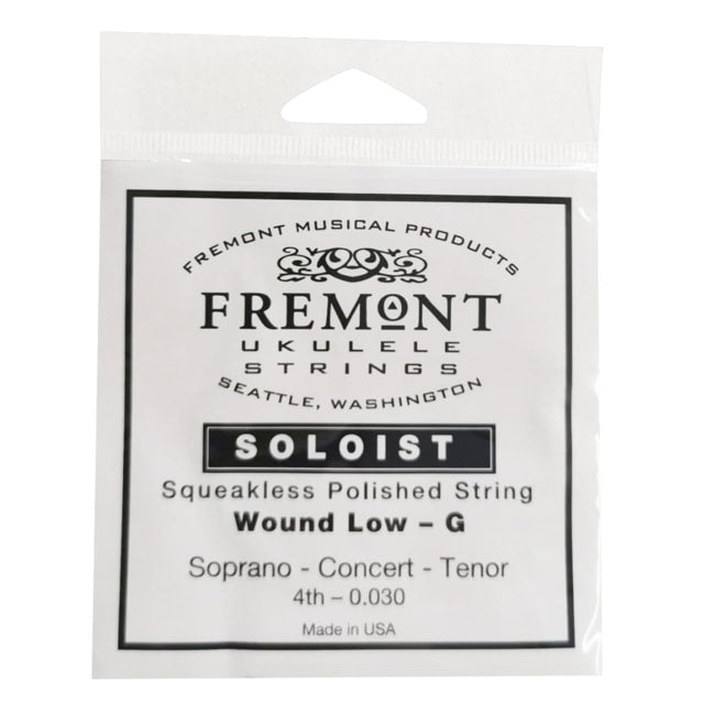 "Fremont Wound Low G ""SOLOIST"""
