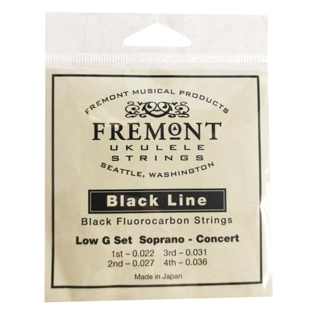 Fremont Blackline Medium Gauge (Low G) Set