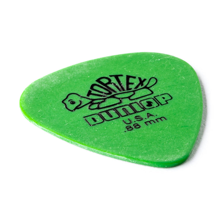 Dunlop Tortex Standard Guitar Pick 0.88mm