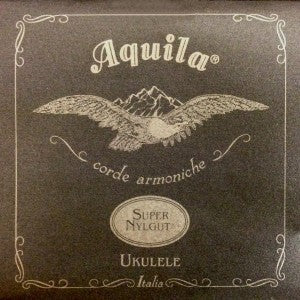 Aquila Super Nylgut Low-G Tenor Ukulele String Set