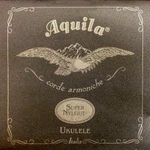 Aquila Super Nylgut Low-D Baritone Ukulele String Set