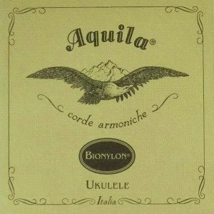 Aquila Bionylon Regular Soprano Ukulele String Set