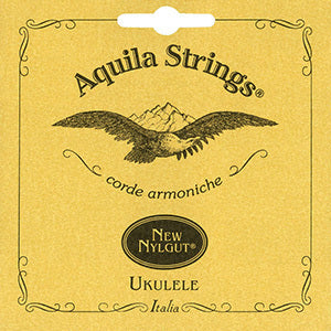Aquila New Nylgut Low-G Soprano Ukulele String Set