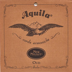 Aquila New Nylgut Iraqi Tuning Oud String Set