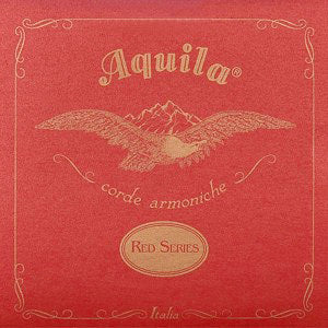 Aquila Red Series 6-String Tenor 3rd(C) Unwound Single Ukulele String