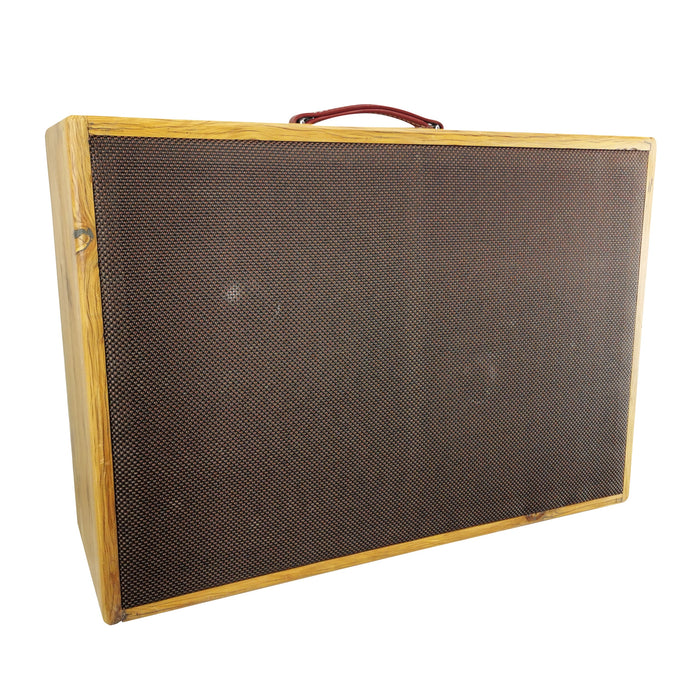 1960s Valve Amp with Custom Cabinet
