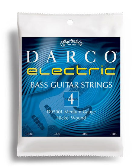 Darco Electric Bass Medium Gauge String Set (50-105)