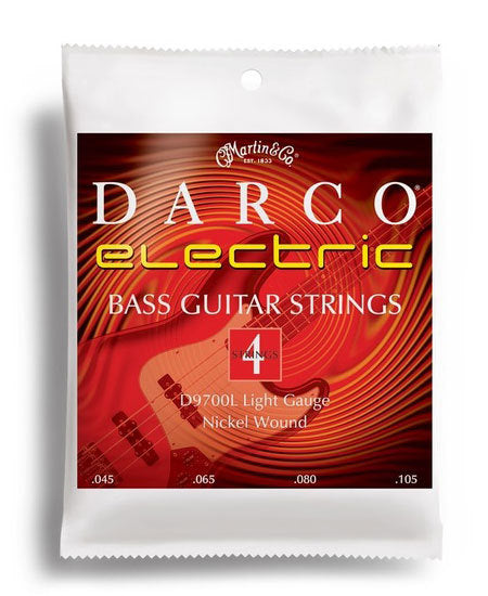 Darco Electric Bass Light Gauge String Set (45-105)