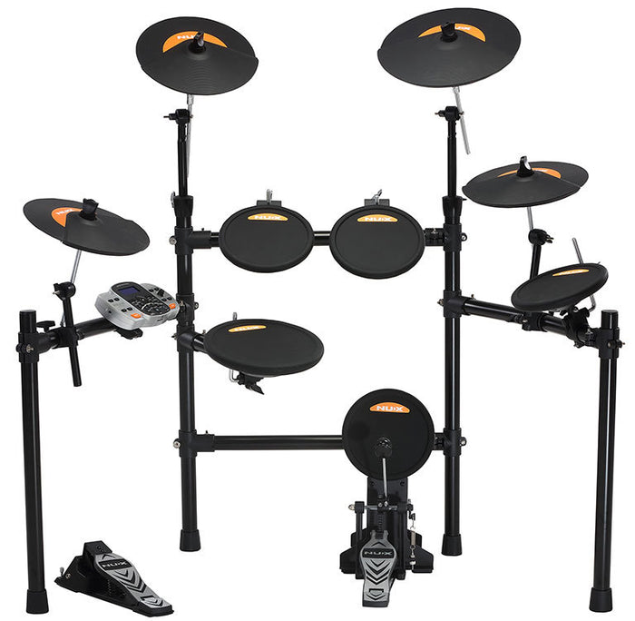 NU-X DM4 Portable 9-Piece Electronic Drum Kit