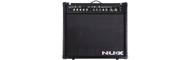NUX 50W 2CH FRONTLINE COMBO GUITAR AMP