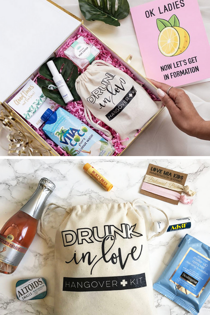 Drunk in Love Hangover Kits | designtwentyfive