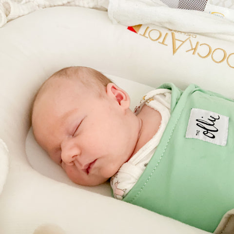 The Ollie world swaddle