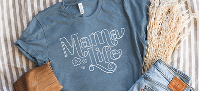 Join Our Mama T-Shirt of the Month Club!