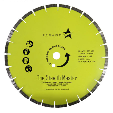 Stealth Master 350mm Diamond Brick Saw Blade for Sale Canberra
