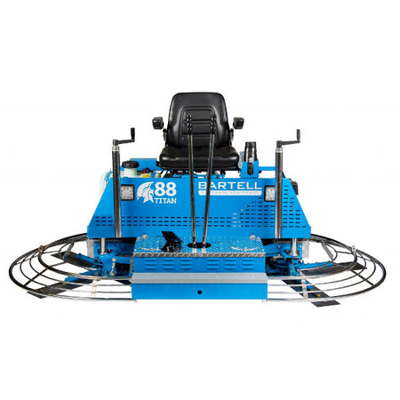 Canberra Ride on Trowel Machine Power Float for Sale