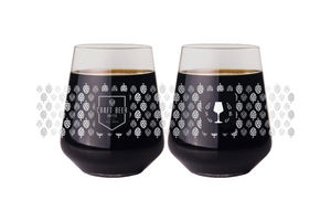 CBU + SBG Second Collab Glass - Small Batch Glassware