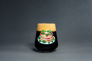 Glass 15: Hop Cakes - Small Batch Glassware