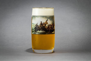 Glass 12: Crossing of the Delaware - Small Batch Glassware