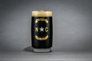 Glass 11: NC Pride Glass - Small Batch Glassware