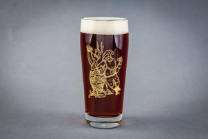 Glass 10: Santa's Celebration - Small Batch Glassware