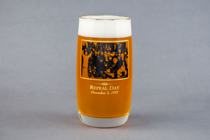 Glass 9: Repeal Day - Small Batch Glassware