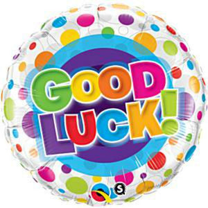 Balloon Good Luck