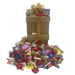 Sweets Boxes filled with mixed lollies