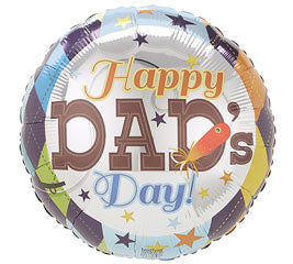 "Dad's Day Helium 17"" Balloon (1 Item)"