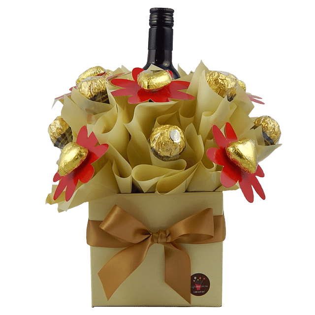 BOUQUET-Fancylicious-ferrero-rocher-chocolate-hearts-shiraz-edbile-gift