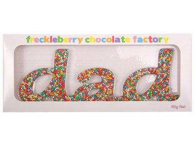 Chocolate Freckle - Dad