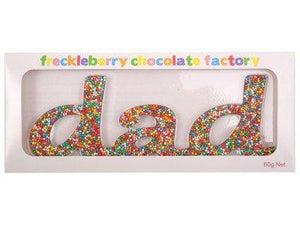 CHOCOLATE FRECKLE - Chocolate Freckle - Dad