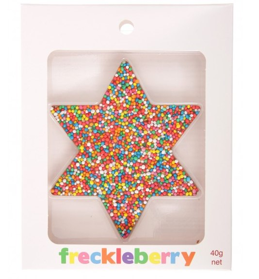 CHOCOLATE FRECKLE - Chocolate Freckle - Star