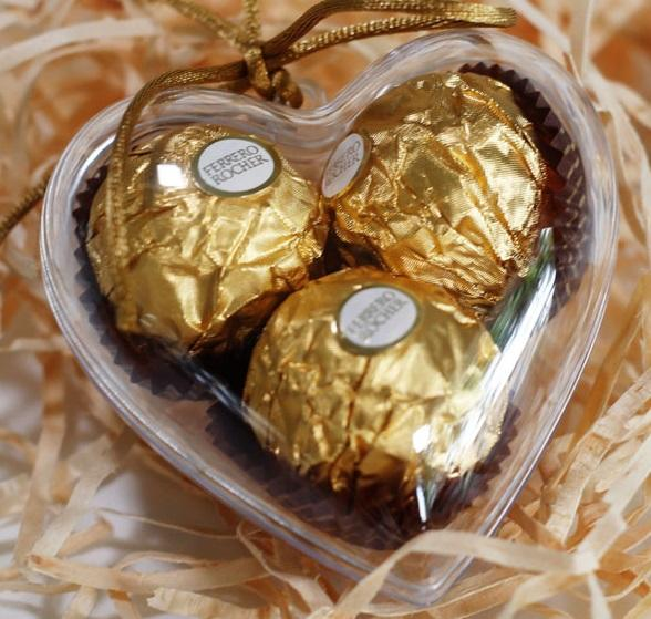 CHOCOLATE FRECKLE - Ferreros In Heart