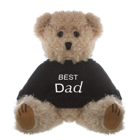 """Best Dad"" Bear"