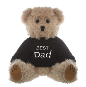 "TEDDY - ""Best Dad"" Bear"