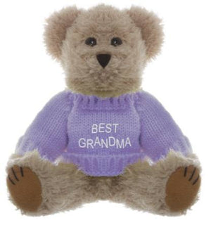 "TEDDY - ""Best Grandma"" Bear"