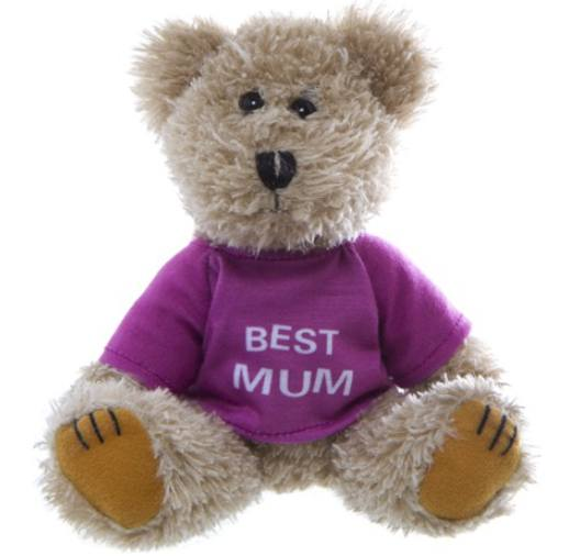 """Best Mum"" Bear"