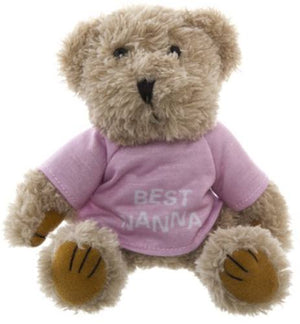 "TEDDY - ""Best Nanna"" Bear"