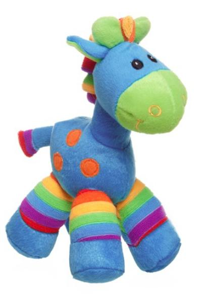 TEDDY - Gerry Giraffe | Blue