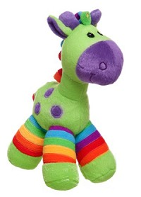 TEDDY - Gerry Giraffe | Green