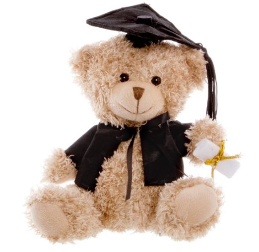 Graduation Teddy Large