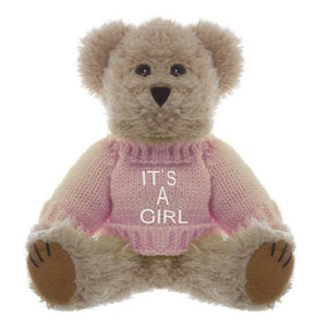 TEDDY - It's A Girl Bear