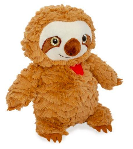 TEDDY - Sam Sloth Brown 24cm
