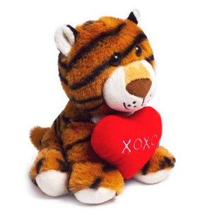 TEDDY - Tommy Plush Tiger