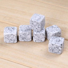Set of 6 Natural Whiskey Stones Multiple Colors Available Lowest Price On The Market!
