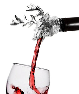 Deer Head Wine Aerator
