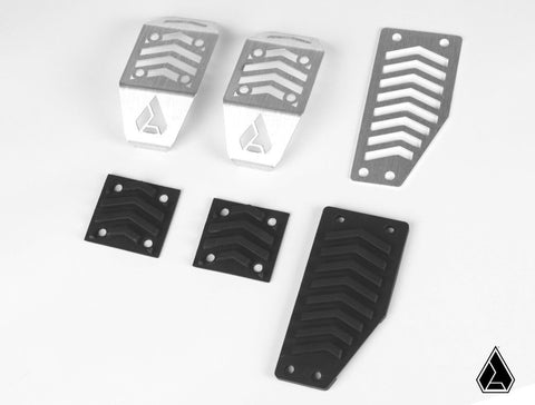 Assault Industries F1 Pedal Cover Kit (Fits: Polaris Slingshot)