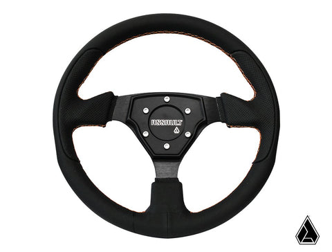 Assault Industries Tomahawk Steering Wheel with Fixed Hub